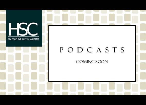 Set 1 - Podcasts -  Coming Soon