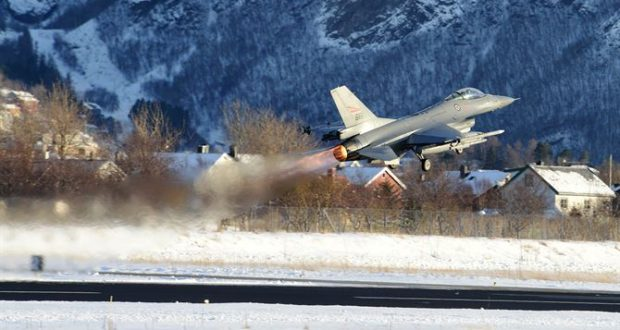 Fire and Ice: The Defence of Norway and NATO's Northern
